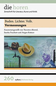 Buden. Lichter. Volk – Buchcover