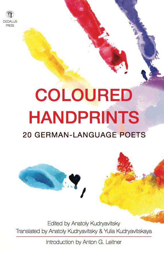 Coloured Handprints – Buchcover