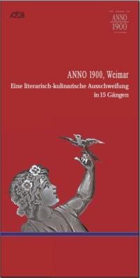 Anno 1900 Weimar – Buchcover