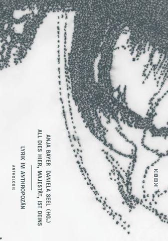 Lyrik im Anthropozän – Buchcover