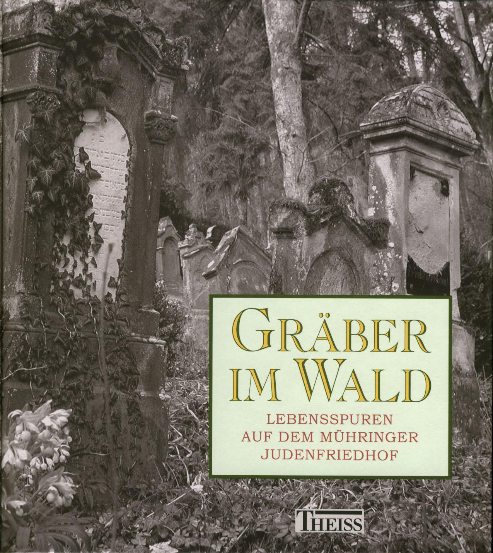 Gräber im Wald – Buchcover